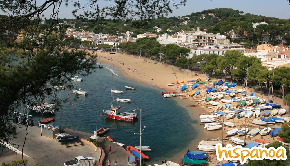 Port Baix Emporda Llafranc