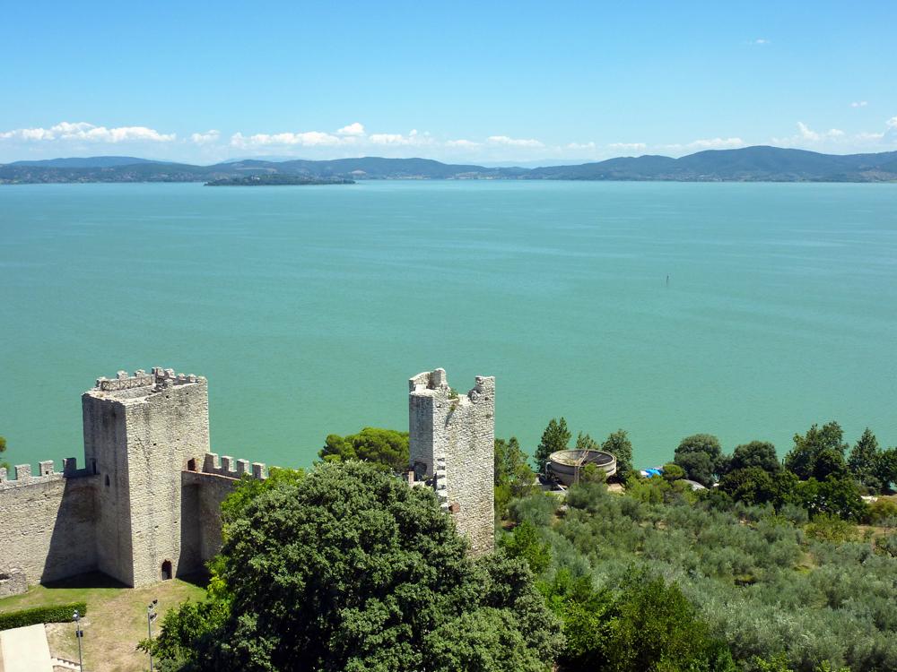 Lac Trasimene Italie
