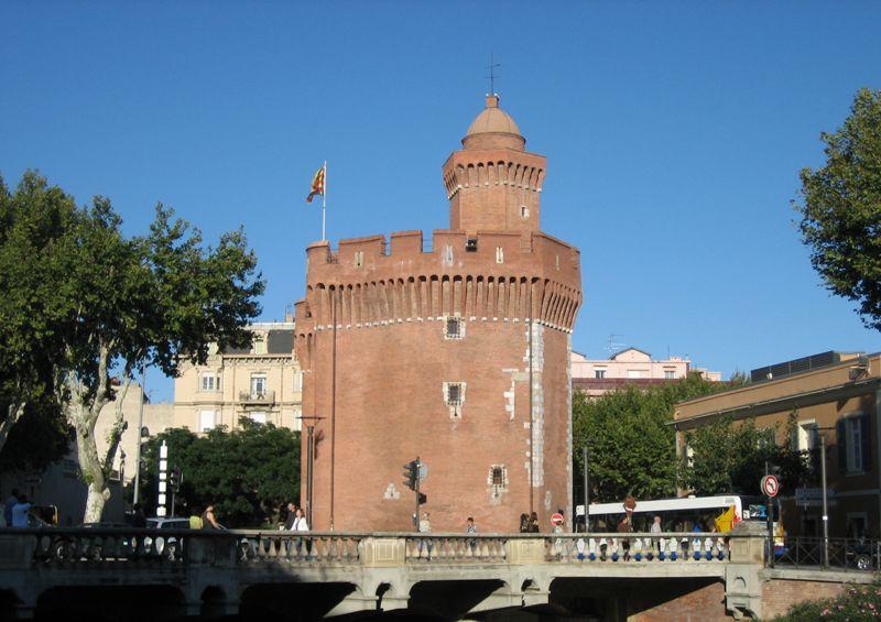 Le Castillet Perpignan