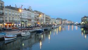 Sète Sud de la France