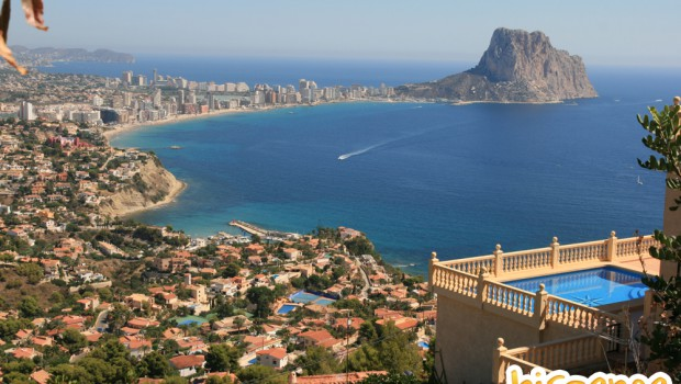 Calpe la ville cosmopolite le blog vacances d 39 hispanoa for Porte vue carrefour