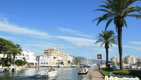 Canal Empuriabrava Espagne