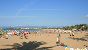 Plage Salou Costa Dorada Hispanoa
