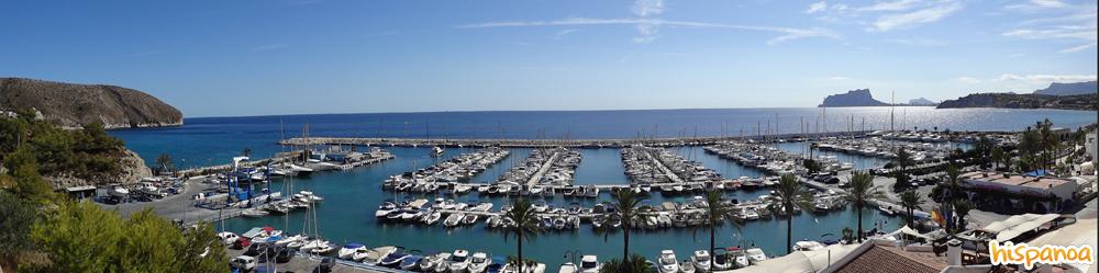 Port Moraira Espagne