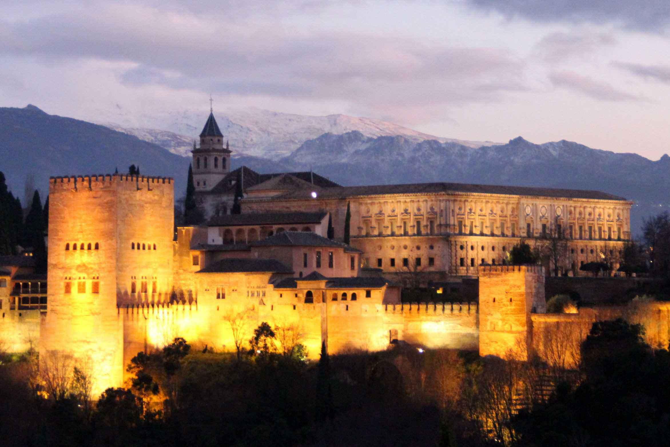 l alhambra les rouges palais nasrides le blog vacances d 39 hispanoa. Black Bedroom Furniture Sets. Home Design Ideas