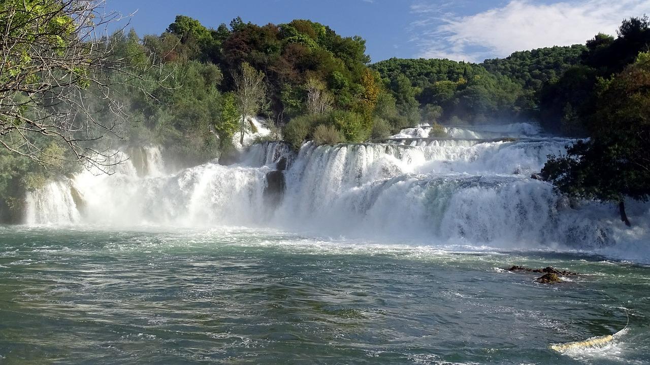 Croatie parc naturel