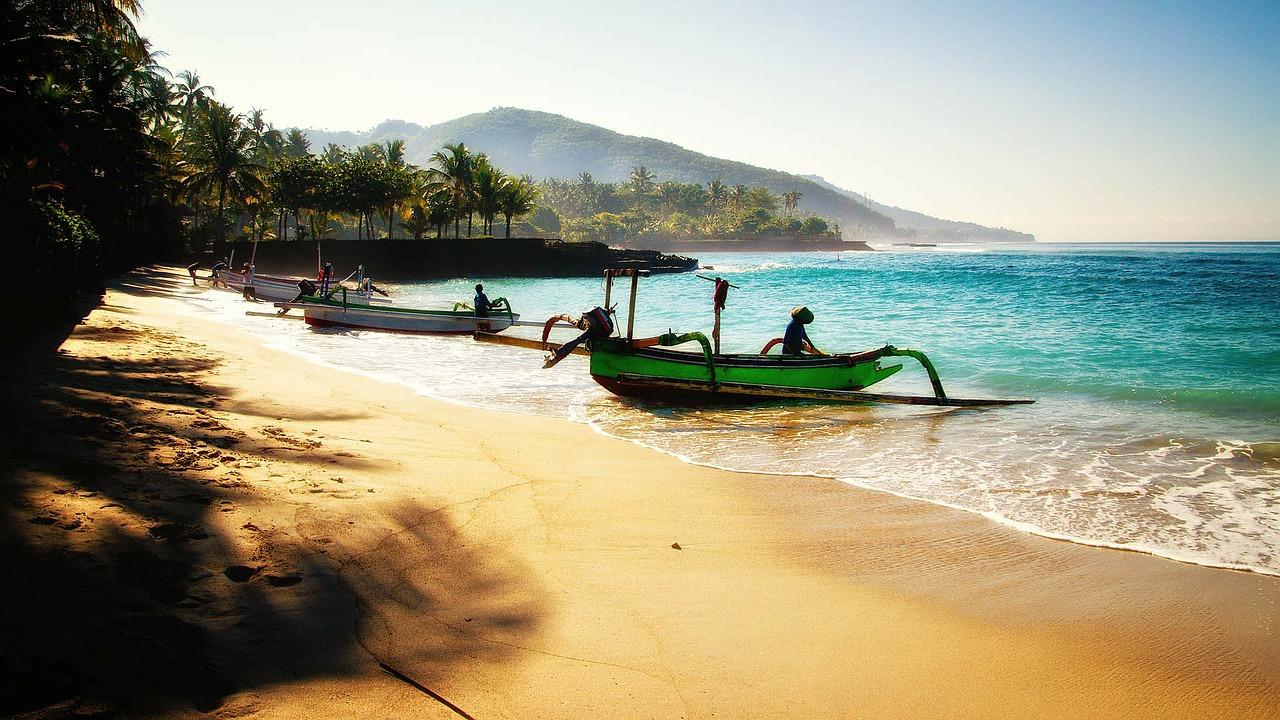 plage a Bali