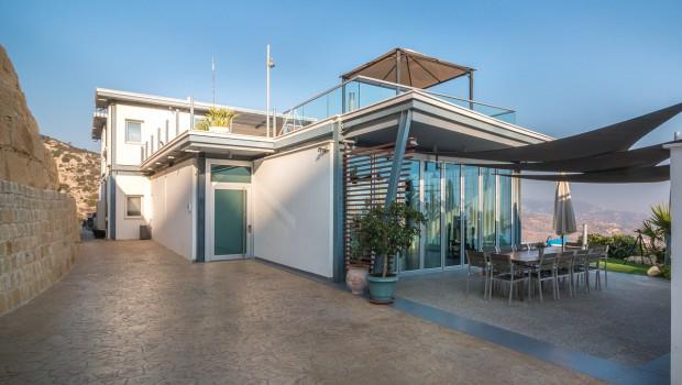 Une villa de vacances sans vis à vis en Espagne