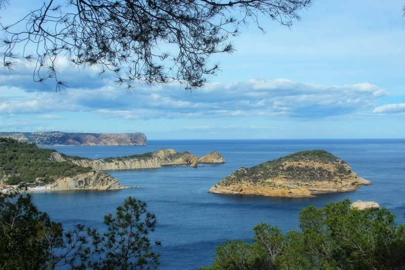 Javea, location en espagne, vacances à Javea Hispanoa