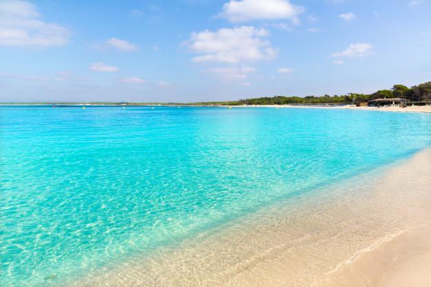 plage espagne, plage majorque, location de vacances