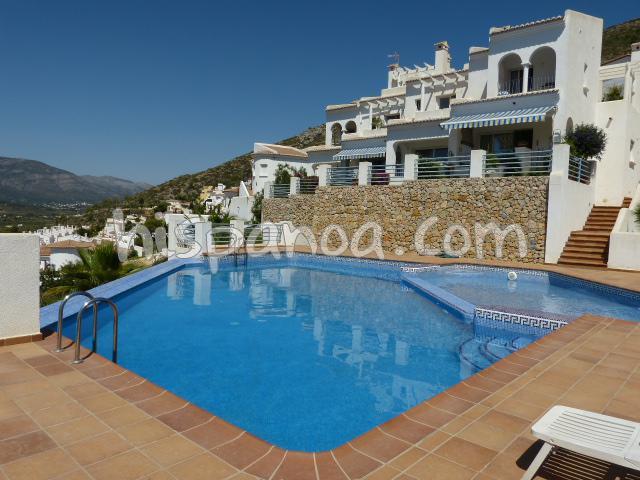 location villa espagne, denia