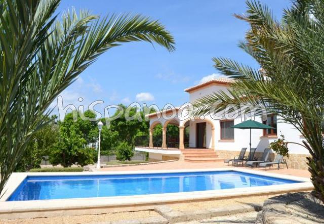 location vacances espagne piscine