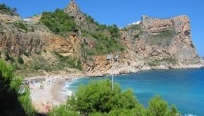 location espagne, plage costa blanca