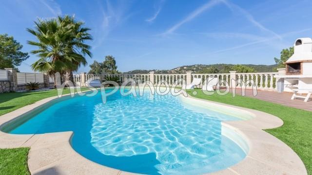 Villa louer en espagne location avec piscine priv e - Location villa espagne piscine privee ...